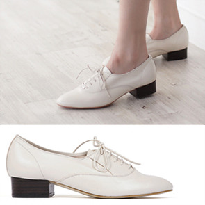 [SC9203] Oxford loafer (2 color) 3cm
